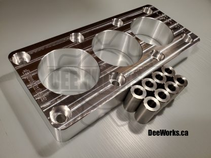 Honda J32 J35 Torque Plate by DeeWorks