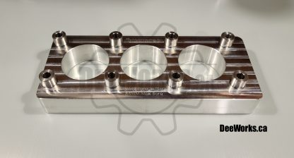 Mercedes OM642 Torque Plate by DeeWorks