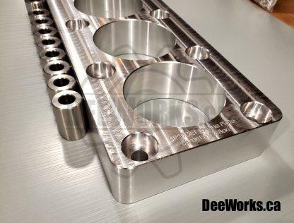 Nissan SR20DET Torque Plate by DeeWorks