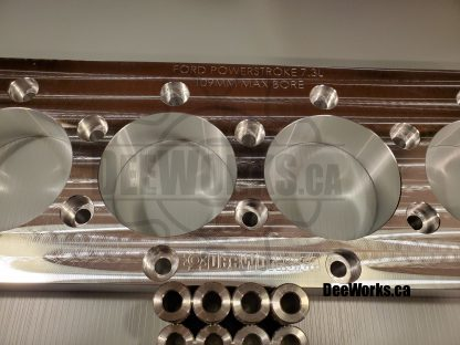 Ford PowerStroke 7.3 Torque Plate by DeeWorks
